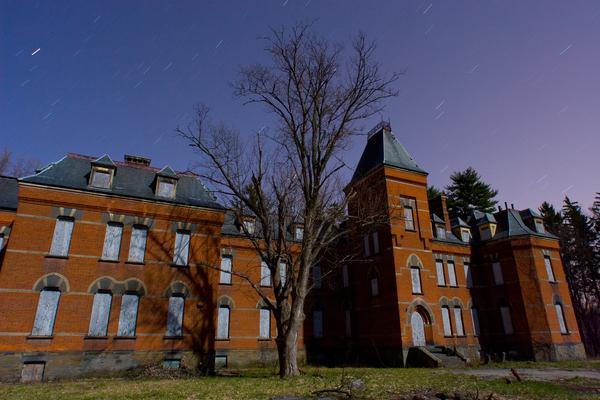 Hudson State Hospital